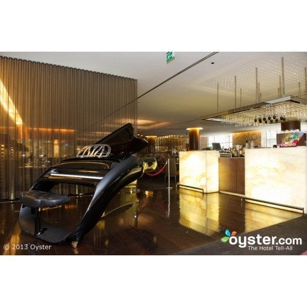 Schimmel Pegasus Grand Piano in Hotel