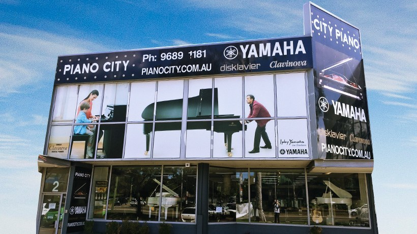 Piano City Parramatta