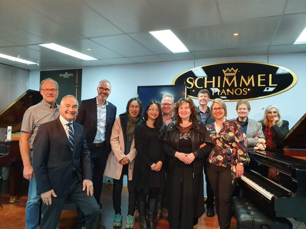 Schimmel Pianos Australia Dealers Summit 2019