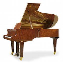 Unique Schimmel Piano Finishes Example