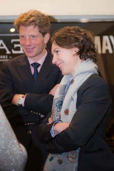 Hannes and Violet Schimmel-Vogel