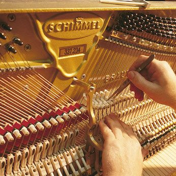 Schimmel Piano Frame