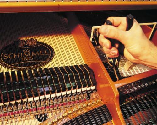 Schimmel Piano Strings